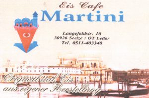 Eis Cafe Martini