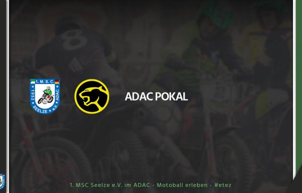 Auslosung 2. Runde ADAC Pokal